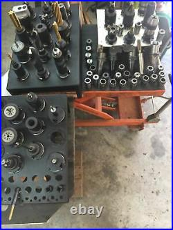 Fadal VMC 15XT, 2004 Never Ran Production, Under Power