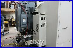 Fadal VMC 4020A 1999 CNC Mill Under Power and Running
