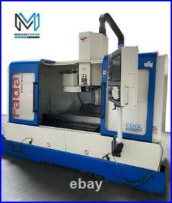 Fadal VMC 4020ht Cnc Vertical Machining Center 10000 RPM MILL 2006 Haas Vf