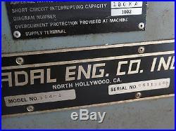 Fadal VMC 40 Machining Center Model 904-1 Fadal CNC 88 Control