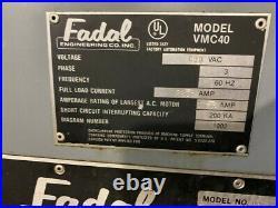 Fadal #vmc 3016 Vertical Machining Center