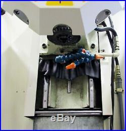 Fanuc Robodrill Alpha A T10C Vertical 3 Axis CNC Machining Center Mill ID# M-075