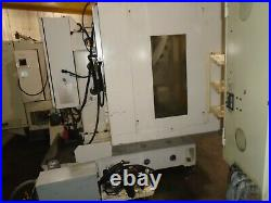 Fanuc Robodrill Alpha T14iB 5 Axis CNC Mill Withpallet switcher & video
