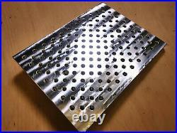 Fixture pallet- Welding Fixture plate, milling machine Bridgeport, 250mm x 450mm