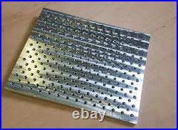 Fixture pallet- Welding Fixture plate, milling machine Bridgeport, 500x400mm