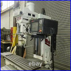 Fryer 3 Axis CNC Bed Mill, Model MB 14, Anilam 3300 MK Control, 2000