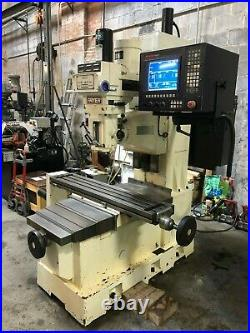 Fryer MB-11 CNC 3 Axis Bed Mill