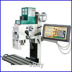 G0759 Mill/Drill with Stand and DRO