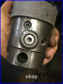 Gamet R8 Automatic BORING HEAD 1/2 BAR Bridgeport Milling Machine Machinist Tool