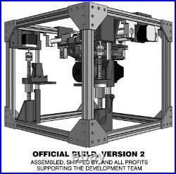 Ghost Gunner FLEX Complete Kit, Ver. 2A Open Source, DIY CNC