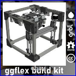 Ghost Gunner FLEX V2.2'Build Kit' DIY & Open Source CNC Machining Center