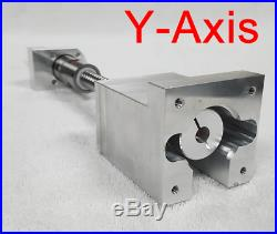 Grizzly G0704 CNC Mill Conversion Kit With DUBL BALL NUTS. 0015 BACKLASH ACCURACY