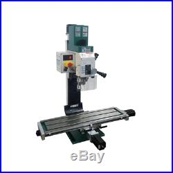 Grizzly G0704 CNC Mill with Installed Kit & Electronics Turn-Key Ready-to-Run