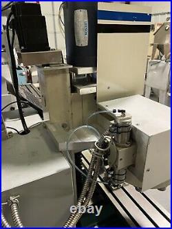 Grizzly G0704 CNC Milling machine Fadec Mini Fadal
