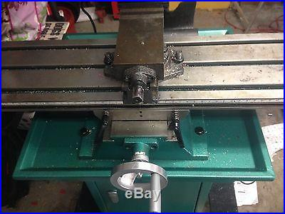 Grizzly G0704 Mill/Drill CNC Milling Machine, with Extras! DFW, LOOK! BF25 N. R