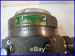 Gulledge Indexing Dividing Head with Tailstock Indexer