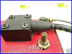 HAAS HRT 210 T SLOT ROTARY TABLE 8 CNC SERVO 4TH AXIS