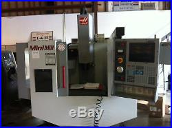 HAAS MINI MILL PREWIRED FOR 4TH AXIS 2001