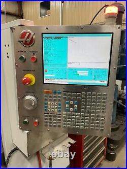 HAAS VF2 2012, CNC Milling machine