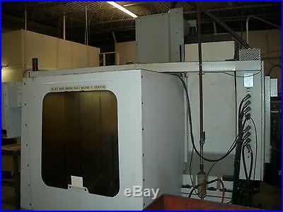 HAAS VF3 CNC VMC W/HRT 210 4TH AXIS (USED)