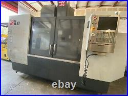 HAAS VF5/50XT CNC MILL (Bank Repo)