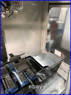 HAAS VF-2SS CNC Machining Center, 4th Axis Ready, 30 HP, 12,000 RPM, Remote Jog