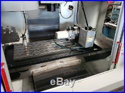 HAAS VF-3 CNC Full 5-Axis CNC Vertical Machining Center. Pristine