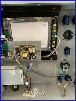 HAAS VF Mill/Lathe Operator Panel, with LCD Monitor, Light, Floppy Drive