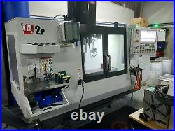Haas 2019 Tm-2p 20 Tool Cnc Vertical MILL Ngc Renishaw Probes Single Or 3 Phase