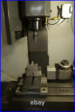 Haas Dt1, 5-axis VMC 15hp 15,000 RPM 2400 Ipm Quick Change Pallets 20+1 Changer