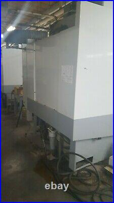 Haas HS1-RP Horizontal Machining Center CNC Mill