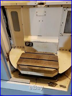 Haas MDC-500 CNC Vertical Machining Center Year 2004 Excellent Condition