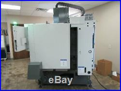 Haas Mini MIll CNC Vertical Machining Center with 10,000 RPM Spindle & Probing