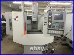 Haas Mini Mill, 16/12/10 Travels, 6K Spindle, 10 ATC, Rigid Tapping, Full Gua