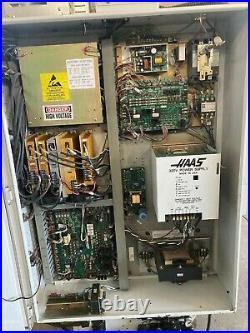 Haas Mini Mill 2000, 16x12x10 Travels, 10-ATC, 6000 RPM Spindle, Coolant Tank