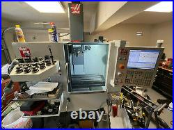 Haas Mini Mill 2020 10k RPM spindle + options and accessories, Low Hours