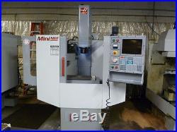 Haas Mini Mill CNC Vertical Machining Center(Zero Hour Machine)