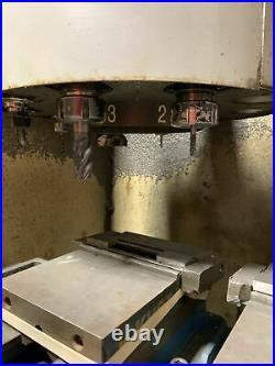 Haas Mini Mill VMC, 2000