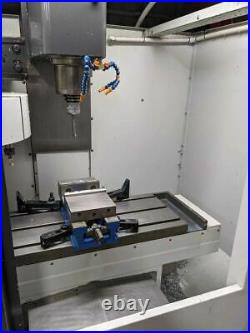 Haas Mini Mill VMC, 2013 Rigid Tapping, Chip Auger, Low Hours/Hobby Machine