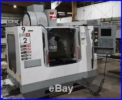 Haas Model VF2-SS High Speed CNC Vertical Machining Center