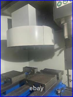 Haas Super Mini Mill, 2018 15,000 RPM, P-Cool, WIPS, High Speed Machining