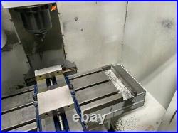 Haas Super Mini Mill VMC, 10,000 RPM, 10 ATC, Haas HA-5C Rotary table inc