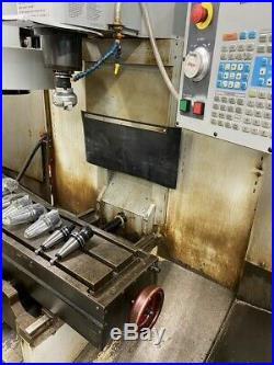Haas TM-1 Tool Room Mill with Tool Changer