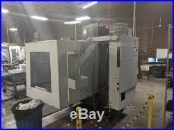 Haas TM-3P VMC, 2014- WIPS, Rigid Tapping