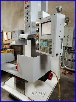 Haas Tm-1 With Tool Changer And Coolant, Low Hours