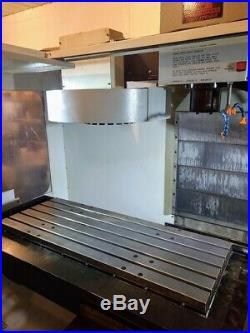Haas VF3 CNC Vertical Machining Center with Tons of Tooling