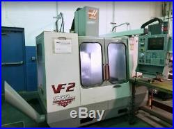 Haas VF-2B CNC Vertical Machining Center with 10,000 RPM Spindle
