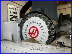 Haas VF-2SS VMC, 12,000 RPM, 24 ATC, 30 HP, Travel 30x16x20, Rigid Tap & C Auger