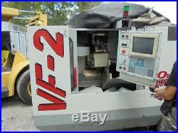 Haas VF-2 CNC Milling Machine 1998