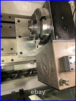 Haas VF-2 VMC, 2013 4th Axis Rotary Table, WIPS, Thru Spindle Coolant, Auger